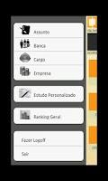 Screenshot of +Questões