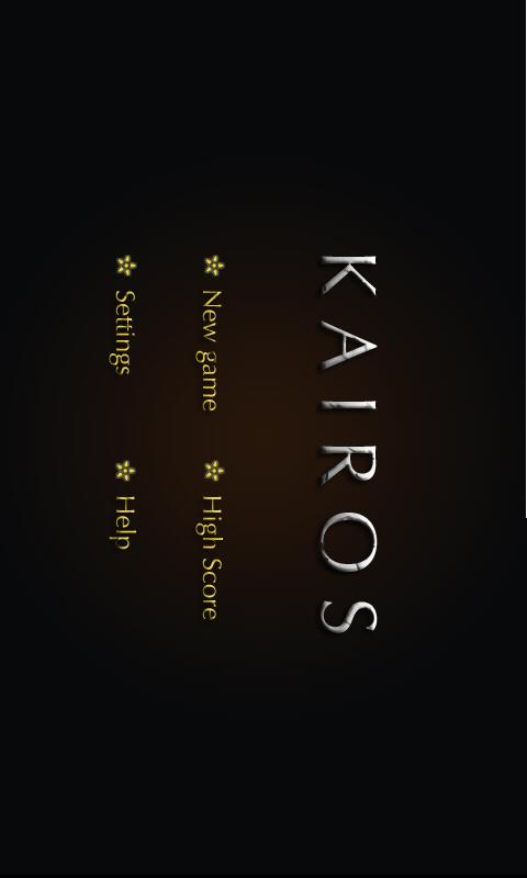 Kairos - screenshot