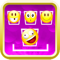 Swipe Pink Emoji Keyboard icon
