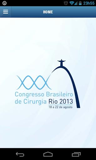 Congresso de Cirurgia 2013