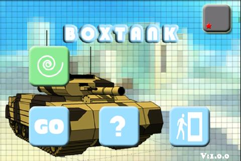 BoxTank - screenshot