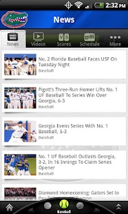 Florida Gators - screenshot thumbnail