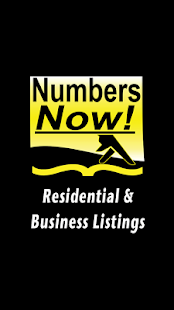 Numbers Now Yellow Pages