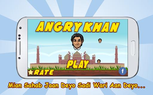 【免費解謎App】Angry Khan (Imran Khan)-APP點子