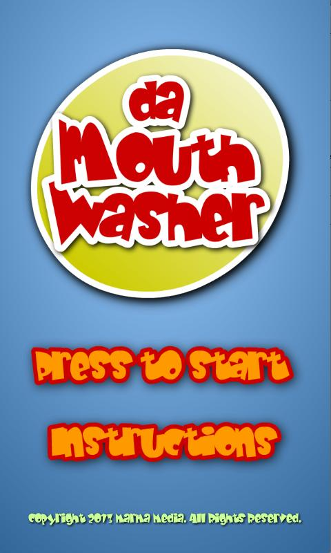 Da MouthWasher- screenshot