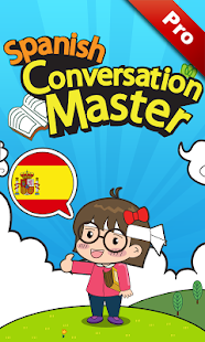 Spanish Conversation MasterPRO- screenshot thumbnail