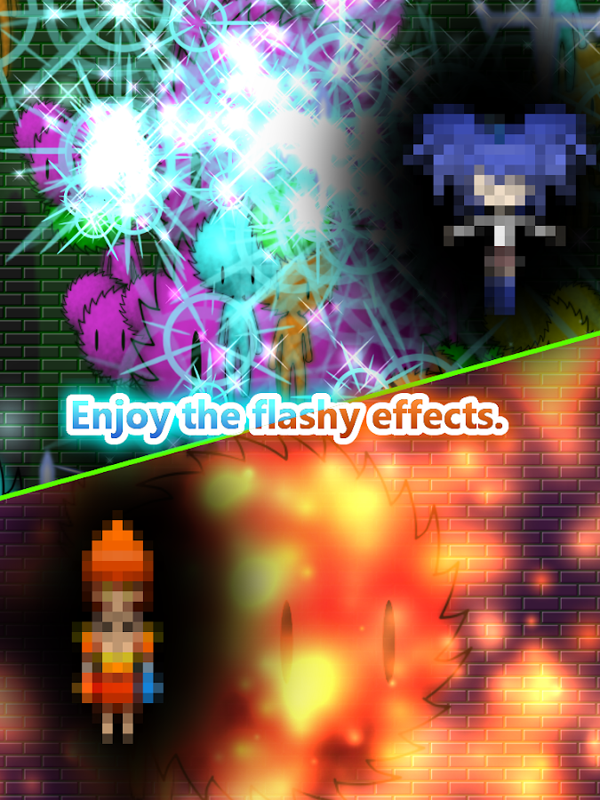 Marimo Dungeon- screenshot