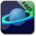 Daily Space Trivia Free icon