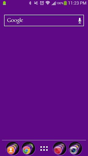 Purple Theme Nova