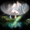 3D Live Wallpaper Mushroom icon