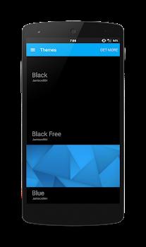 Blue CM12