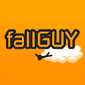fallGUY logo