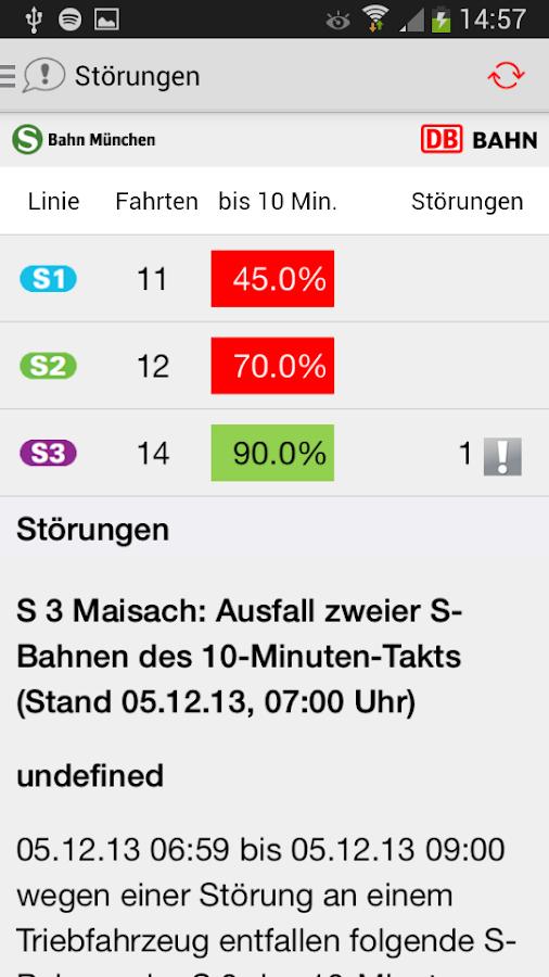 München Navigator - screenshot