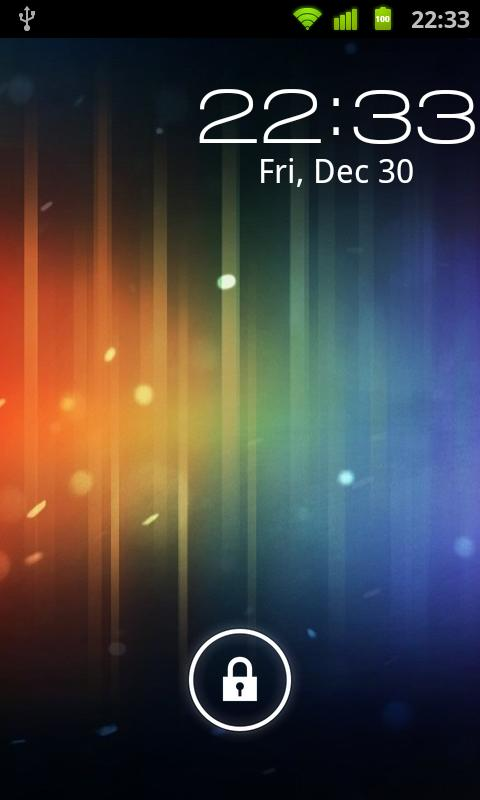 LockBot Free- screenshot