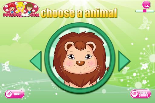 เกมส์เลี้ยงสัตว์ในสวนสัตว์