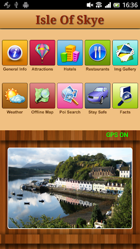 Isle of Skye Offline Guide