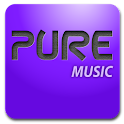Pure music widget logo