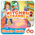 Kitchen Scramble Cheats Guide icon