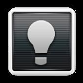Flashlight toggle Small App