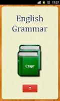 Screenshot of English Grammar PRO Rus
