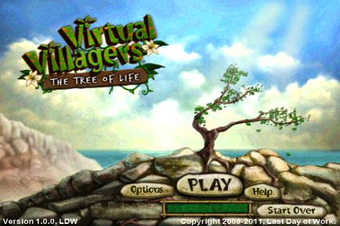 Virtual Villagers 4- screenshot