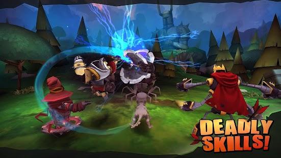 Might and Mayhem: Battle Arena Screenshot 39