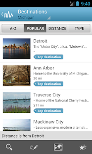 Michigan Guide by Triposo- screenshot thumbnail