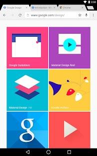 Chrome 瀏覽器 - Google