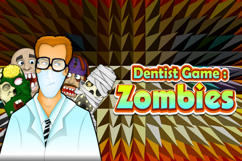Dentist Game : Zombies