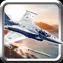 F16 War Missile Gunner Rivals icon