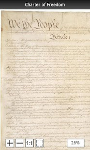 Charters of Freedom PRO- screenshot thumbnail