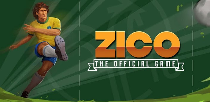 Zico: The Official Game