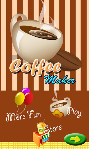 咖啡机-烹饪比赛