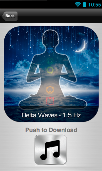 Brainwave Meditation Music- screenshot