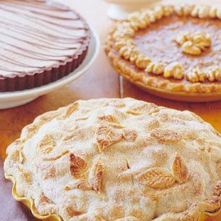 Chai-Spice Apple Pie