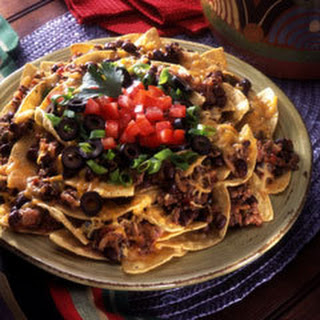 Hearty Nachos.