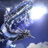 Blue Dragon Sky
