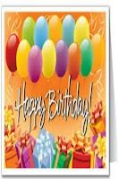 Screenshot of Birthday Hi Cards