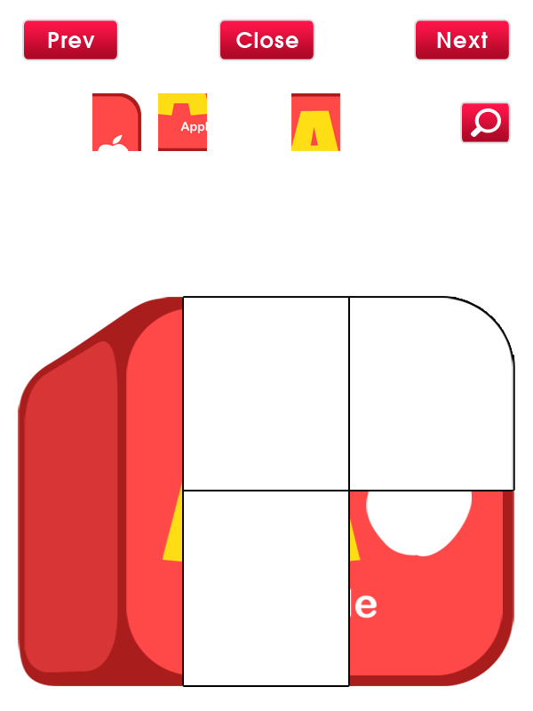 ABC Puzzle for Smart Kids- screenshot