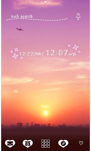 ★免費換裝★紫色晚霞