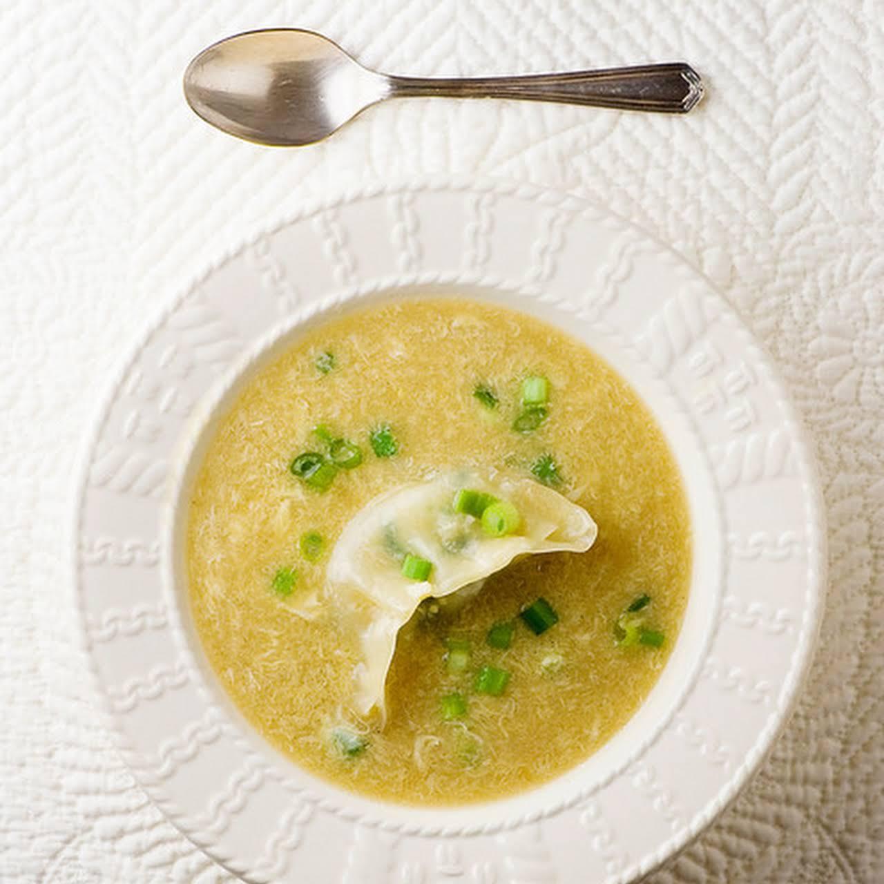 Egg Drop Soup!