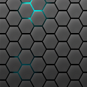 Honeycomb Live Wallpaper Free icon