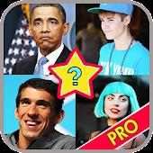 Celebrity Quiz - PRO