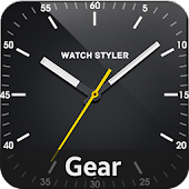 Watch Face Gear - Simple