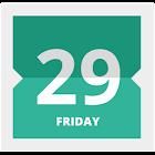Days!  Persian Calendar icon