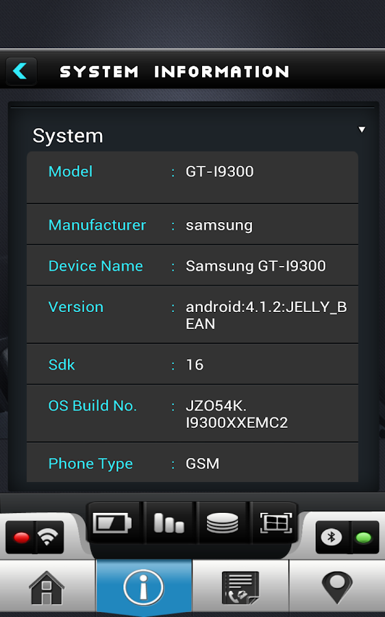 Moba Tool-Android Toolbox - screenshot