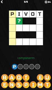 5-Minute Crossword Puzzles- screenshot thumbnail