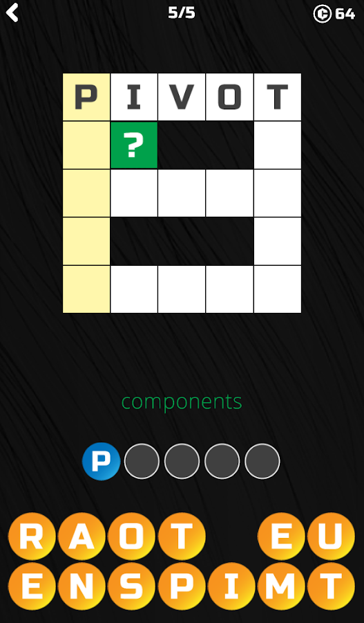 5-Minute Crossword Puzzles- screenshot