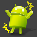 vibrate mode by force logo