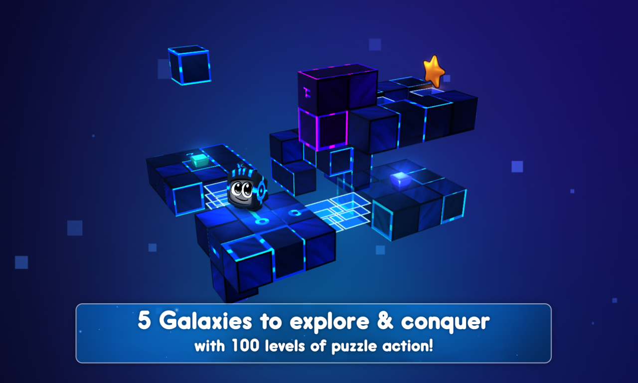 Twisty Planets Space Puzzle- screenshot